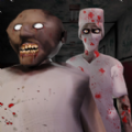 可怕的奶奶邪恶的护士恐怖医院