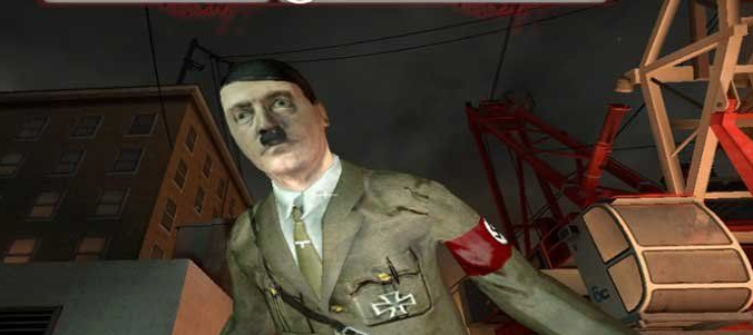 求生之路2希特勒mod