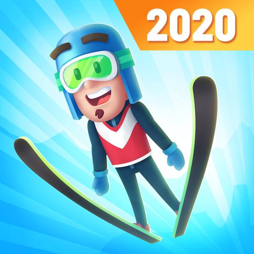 跳台滑雪挑战赛破解版