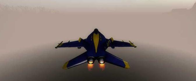 求生之路2F18战斗机mod