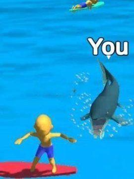 鲨鱼攻击人类截图