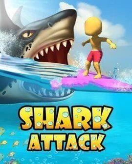 鲨鱼攻击人类