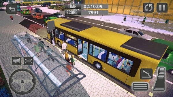 公交车司机2020截图
