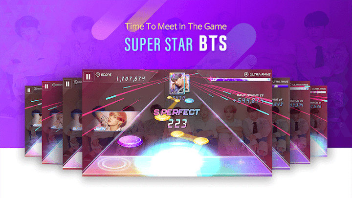 SuperStarBTS