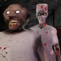 可怕的奶奶邪惡的護士恐怖醫院