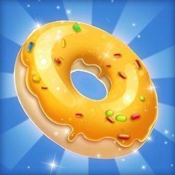 宝贝做甜甜圈