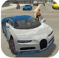 都市自由驾驶模拟