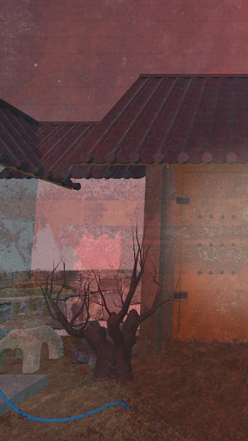 逃离虚假的寺院