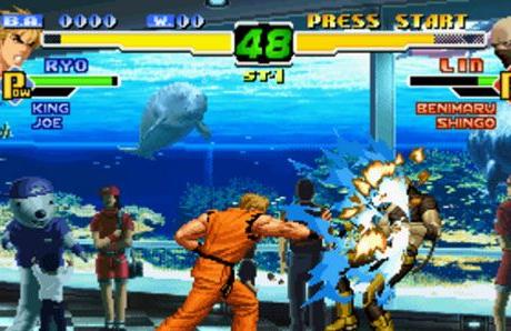 拳皇2000加强版
