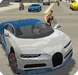 都市自由駕駛模擬