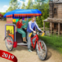 自行車人力車模擬器