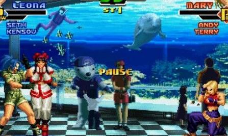 拳皇2000降龙版
