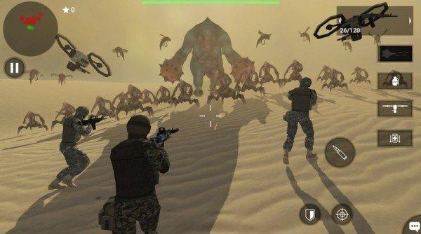 地球保护小队破解版游戏截图