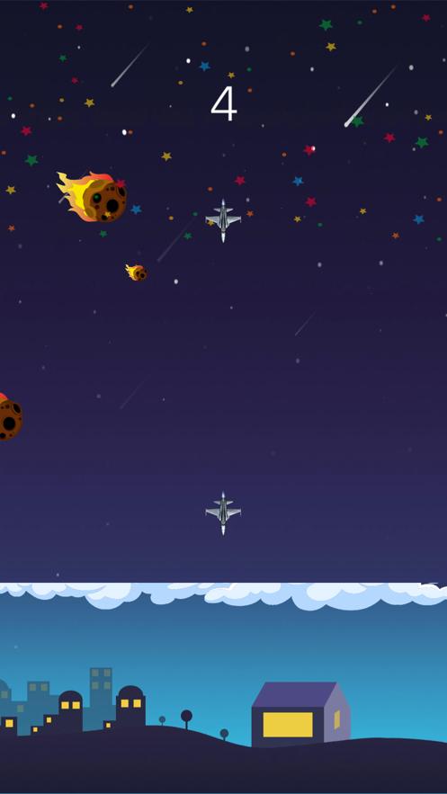 小行星坍塌