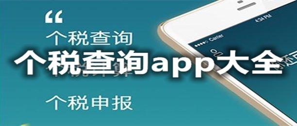 个税查询app