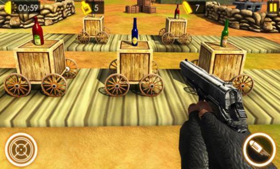 枪瓶射击专家3D