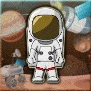 宇航员逃逸