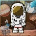 宇航员逃逸游戏