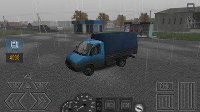 卡车运输模拟破解版游戏截图
