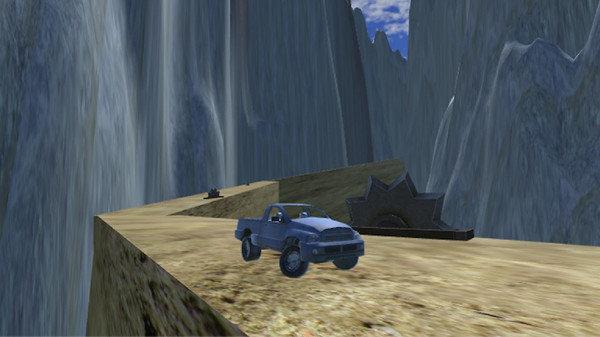 登山越野汽车