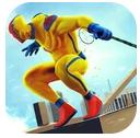 超級繩索城市英雄