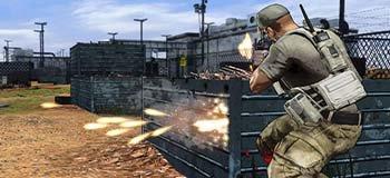 槍戰生存游戲