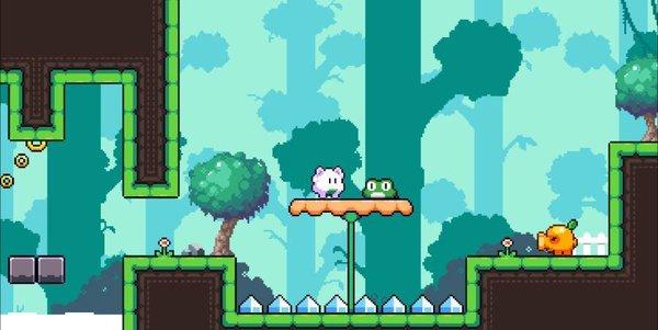 像素泡泡传说破解版游戏截图