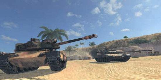 坦克射击游戏排行榜