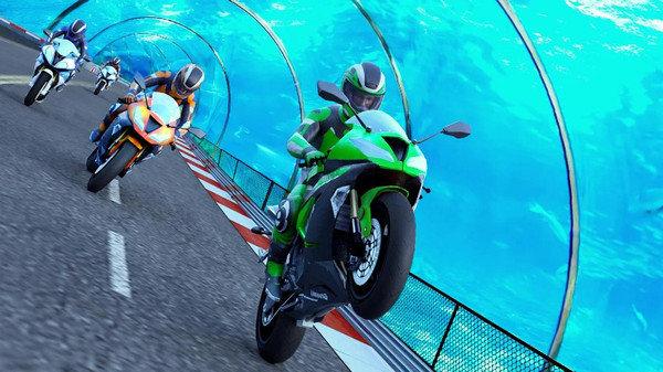 水下自行车模拟器