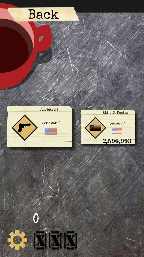 死亡卡牌截图