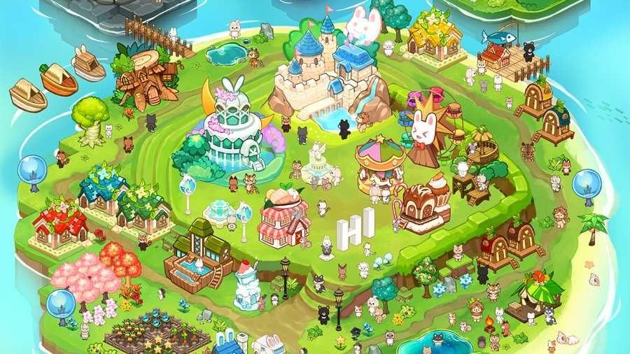 动物营地度假村的故事