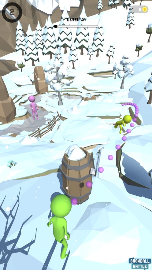 雪球大决战破解版游戏截图