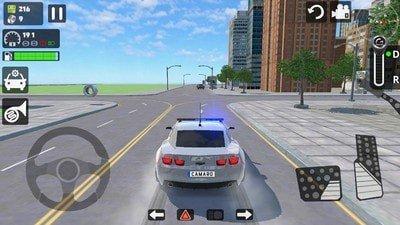 越野车驾驶模拟