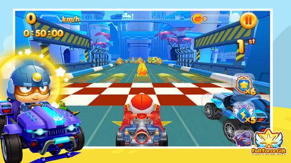 全民赛车比赛游戏截图