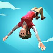 跳远运动员