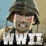 方块第二次世界大战破解版