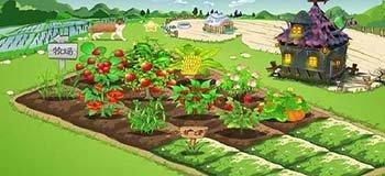 农场养殖游戏