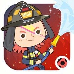 米家小镇消防局破解版