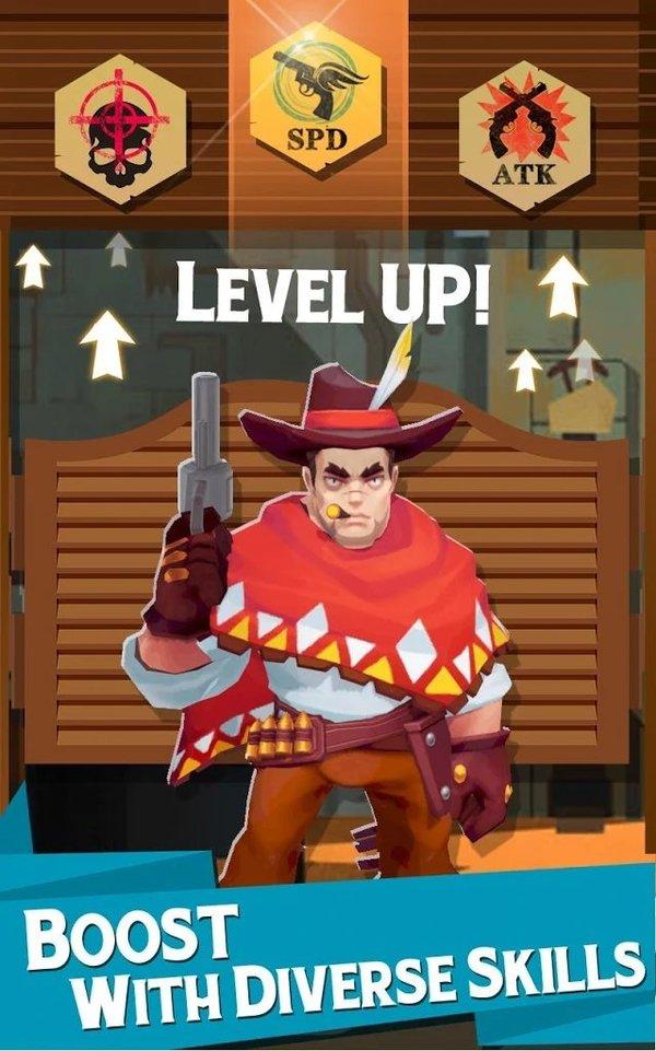 射击联盟赏金猎人游戏截图