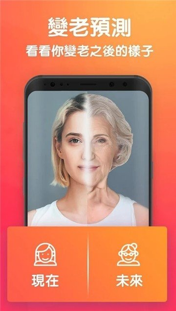 面部预测app