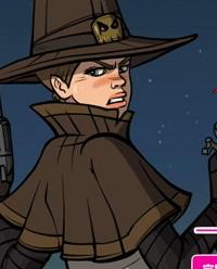 女巫猎人训练师