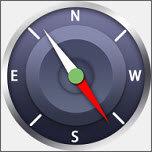 指南针定位版