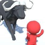 公牛狂奔3D