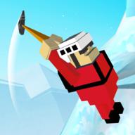 冰斧登山者