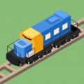 3D火車調度