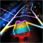 彩色道路3D