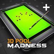 疯狂桌球3D