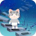 貓咪鋼琴方塊