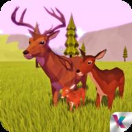 鹿模拟器幻想丛林