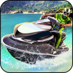 3D水上船驾驶模拟器
